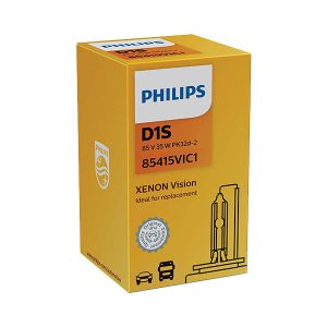 D69 - PHILIPS 4300K XenStart OEM HID/Xenon Replacement bulbs 35W DOT Germany